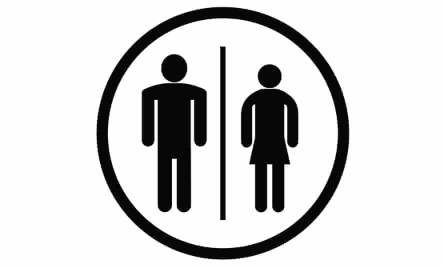 male and female bathroom symbol