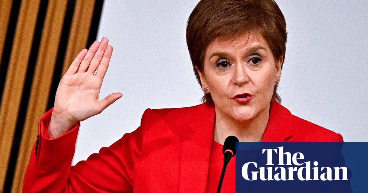 Sturgeon: claimed leak to Salmond has 'alternative explanation'