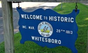 whitesboro seal native american