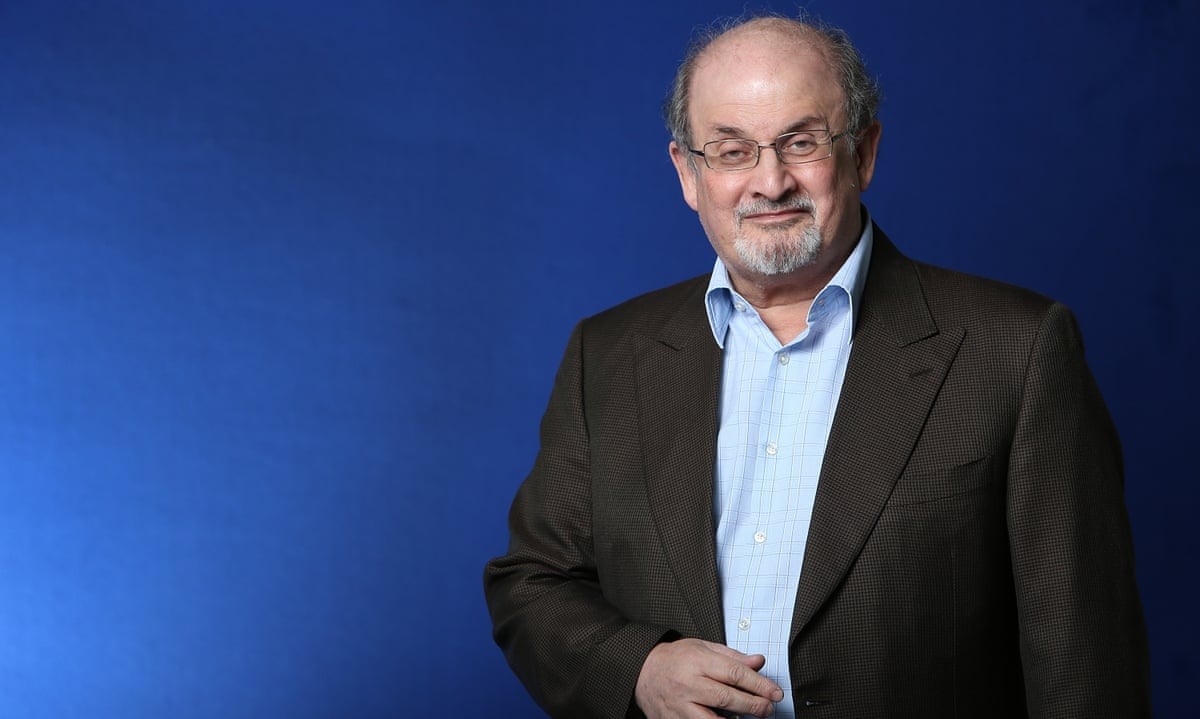 salman rushdie essays Essays and criticism on salman rushdie - rushdie, salman.