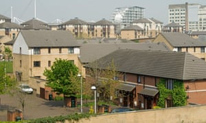 homes in Silvertown, Newham, east London