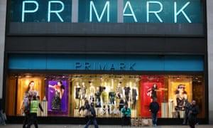 primark sales boosted by bargain hunting tourists after. Black Bedroom Furniture Sets. Home Design Ideas