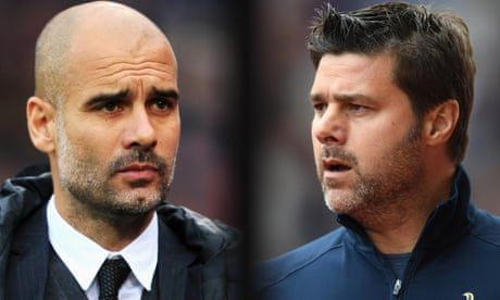 Manchester City v Tottenham Hotspur: Premier League –live!