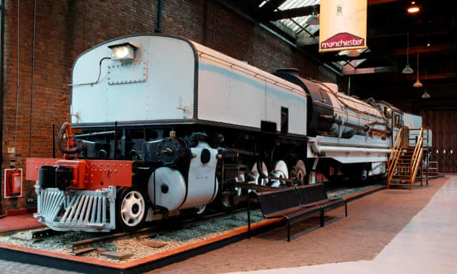 Beyer-Garratt articulated steam locomotive, Class GL, made by Beyer, Peacock & Co. Ltd, Manchester, 1929 and used by South African Railways as locomotive no. 2352