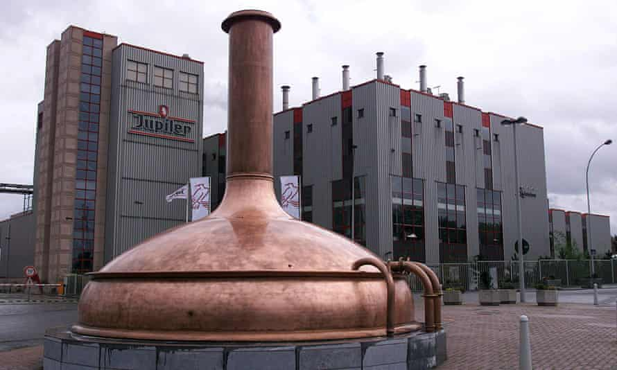 The Belgium brewing clans owned Interbrew, which then merged with Anheuser-Busch to form AB InBev.
