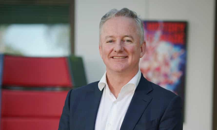 Nine CEO Hugh Marks