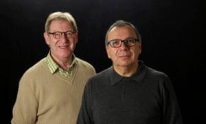 Marks and Gran, creators of The New Statesman