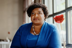Stacey Abrams has been instrumental in tearing down barriers for Georgia voters.