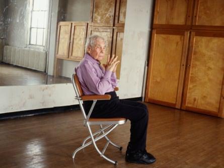 Merce Cunningham performs STILLNESS ... (six performances, six films), 2008.