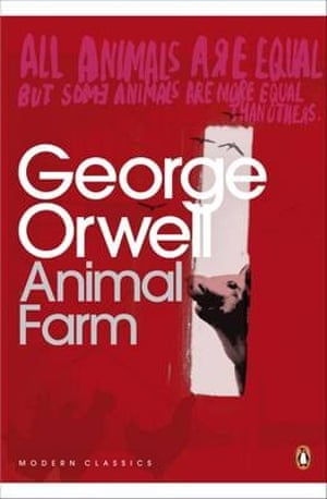 Animal Farm By George Orwell Review Children S Books The