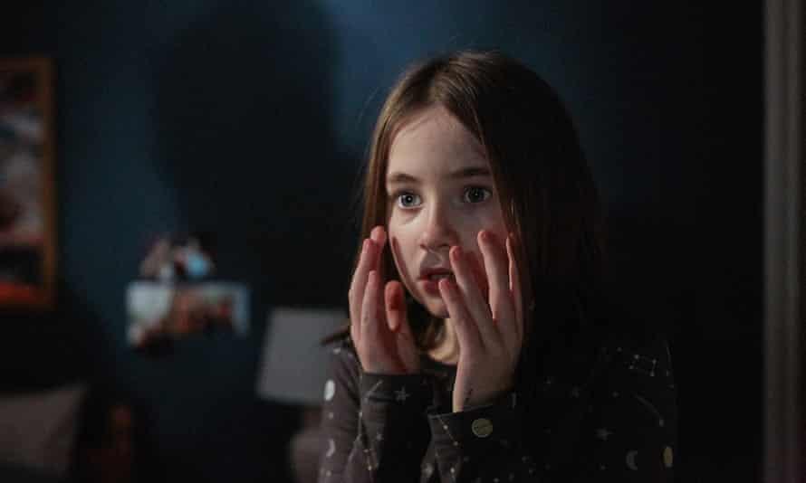 Kiera Thompson as Leah in Martyrs Lane