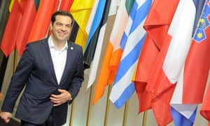 Greek Prime Minister Alexis Tsipras has been given one last chance to reach a deal