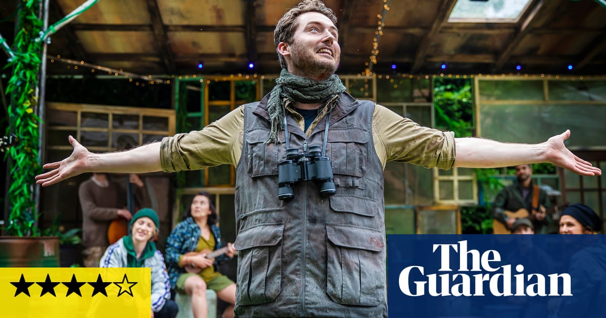 As You Like It review – eco-Shakespeare makes case for rewilding