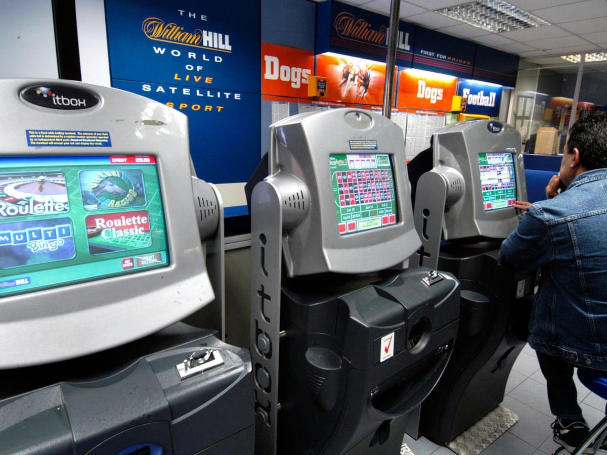 Fixed odds betting terminals addiction dog o kosovskoj bitcoins