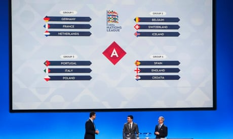 Uefa Nations League: home nations get tough test in new competition