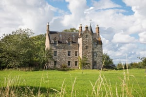 Fantasy Castles: Broxburn, West Lothian