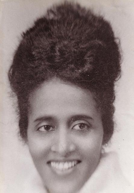 Lemn Sissay's mother, Yemarshet Sissay