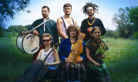 'One of the most inventive folk groups in Europe' … Warsaw Village Band