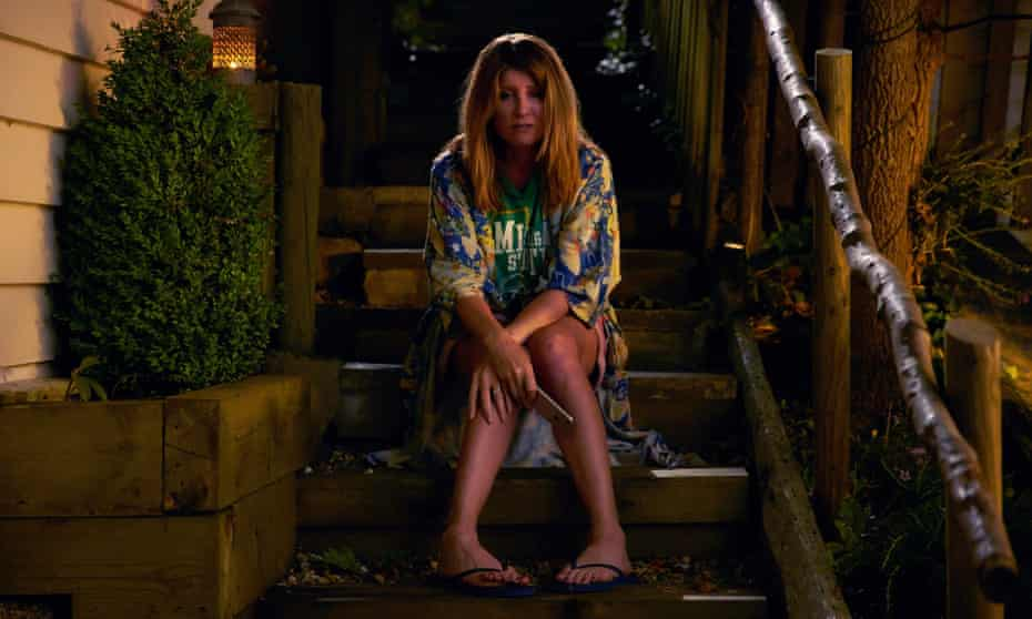 Majestic and unflinching ... Sharon Horgan in Catastrophe.