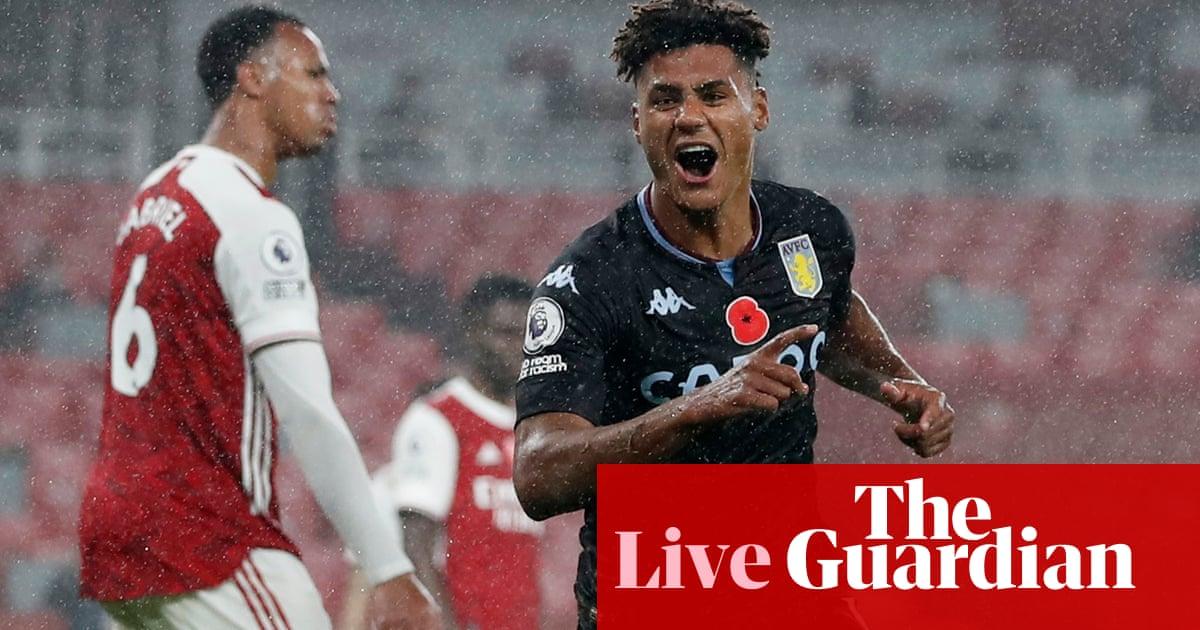 Arsenal v Aston Villa: Premier League – live!