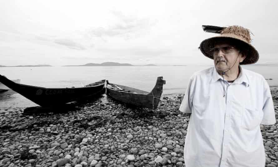 Chief Bill James, Tribal Affiliation: Lummi Nation