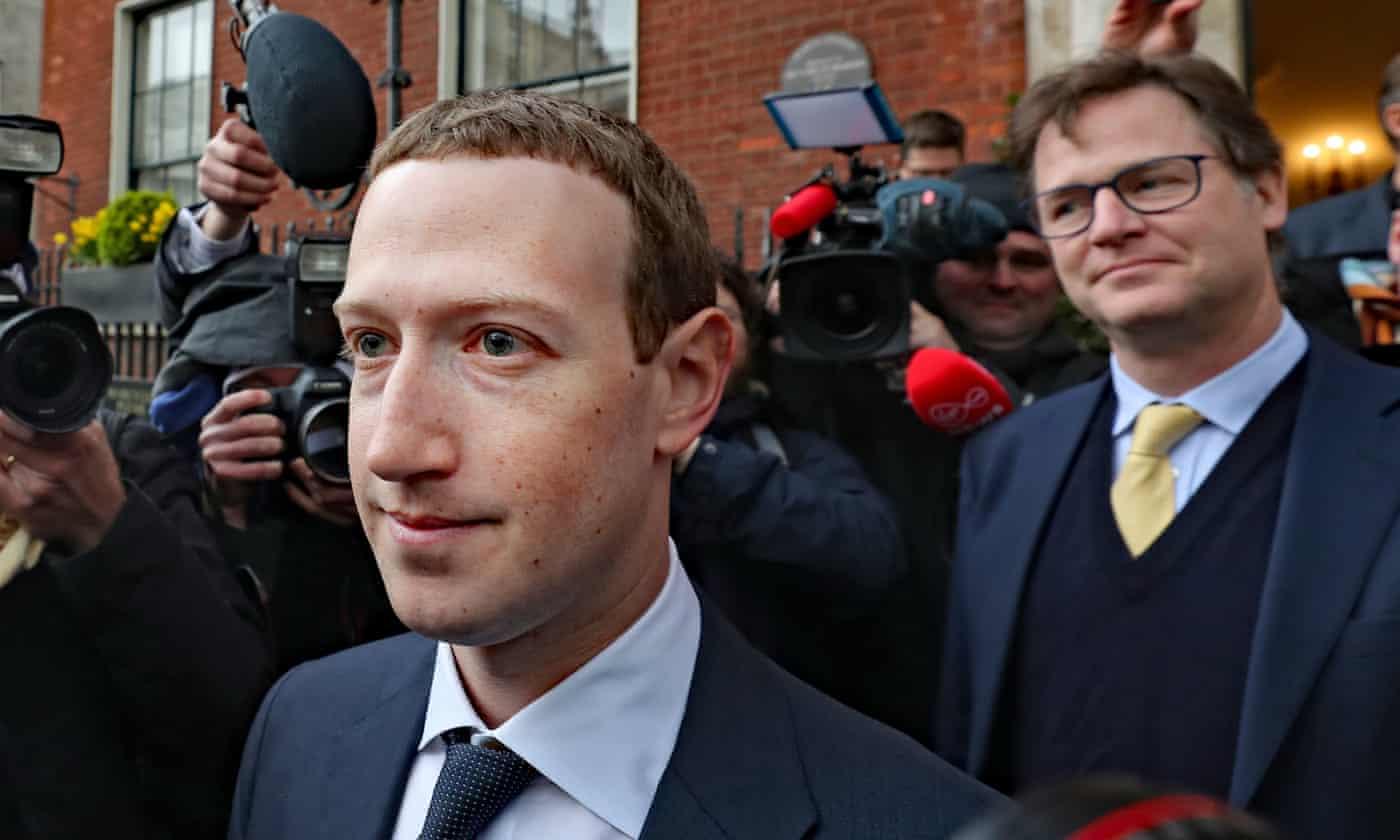 Nick Clegg denies misuse of Facebook influenced Brexit vote
