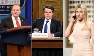saturday night live the most memorable cameos of the trump era