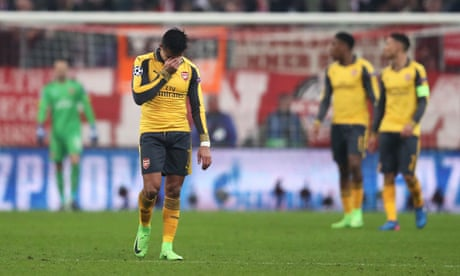 As Arsène Wenger struggles, does 'the Arsenal way' just mean annual angst? | Nick Ames