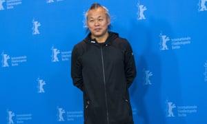 Kim Ki-duk at the Berlin film festival in February