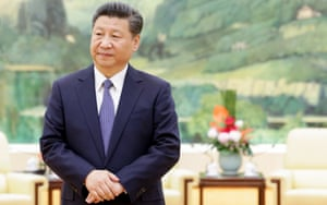 President Xi Jinping has been accused of overseeing an unprecedented crackdown designed to silence opposition to the Communist party.