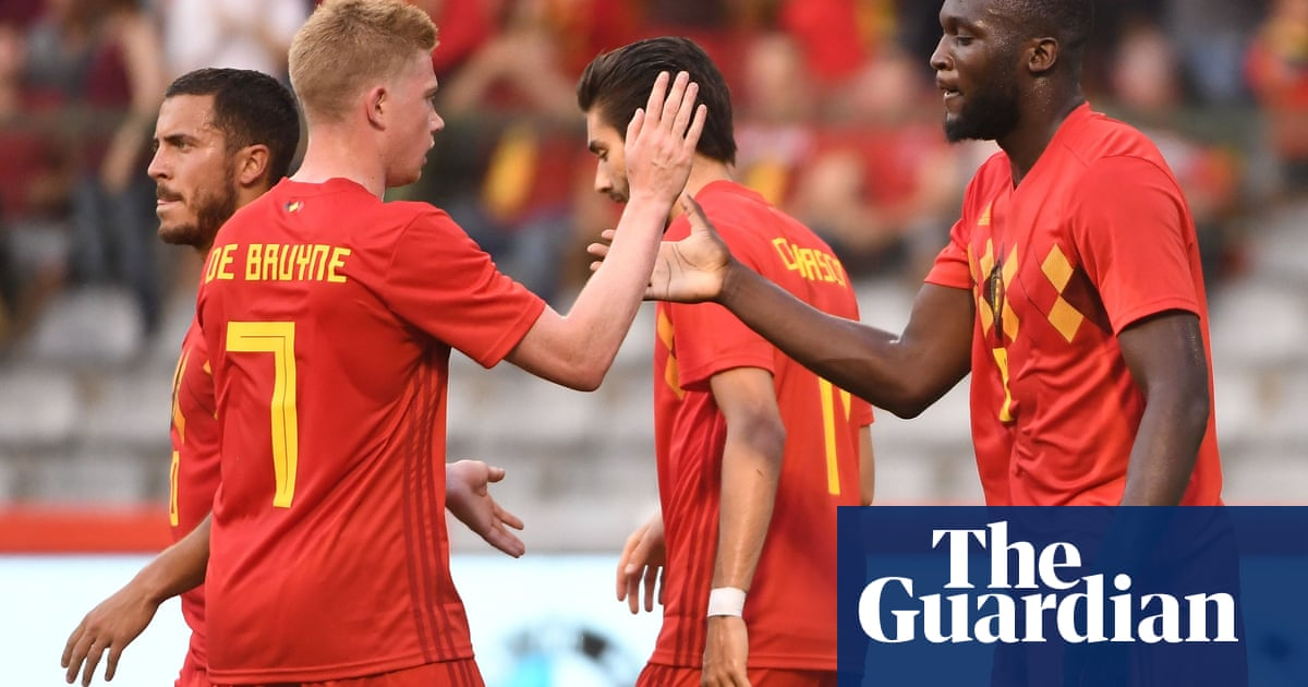 7ad01566f3 Belgium World Cup 2018 team guide: tactics, key players and expert  predictions