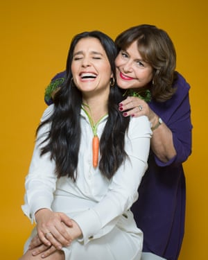 Musician Jessie Ware and her mother Lennie ware