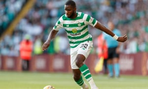 Odsonne Édouard has joined Celtic permanently in a club-record deal.