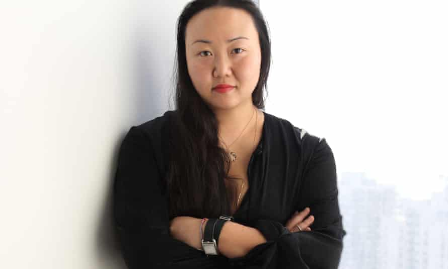 War of words … Hanya Yanagihara, whose Booker-shortlisted A Little Life has divided critics.
