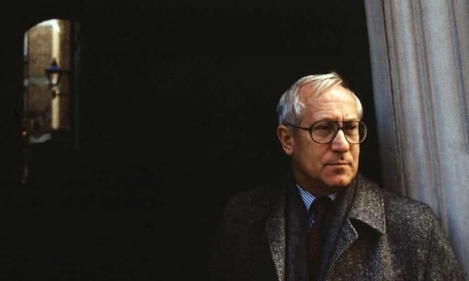 Under death sentence … Oleg Gordievsky in London, 1997.
