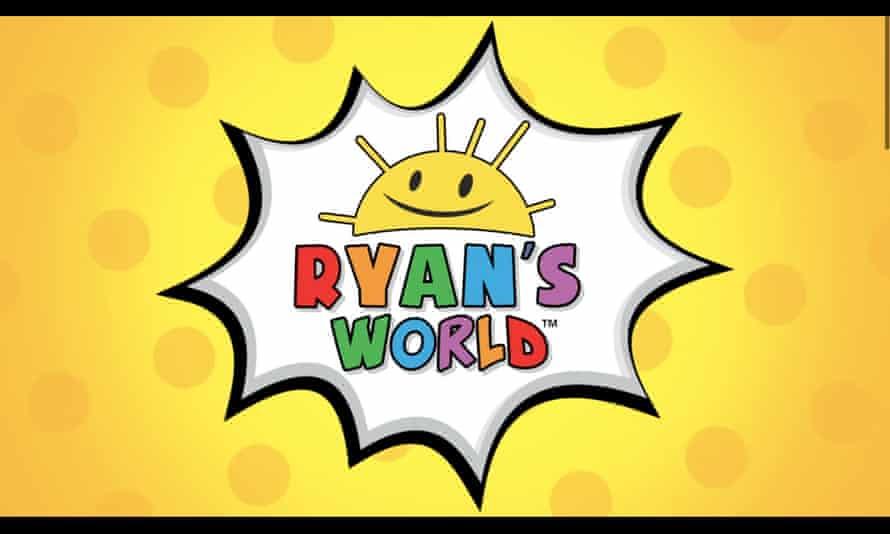 Ryan's World logo