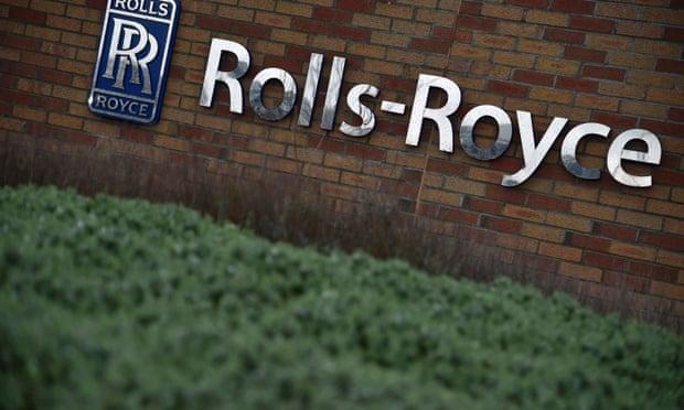 Rolls Royce bribery allegation in Nigeria