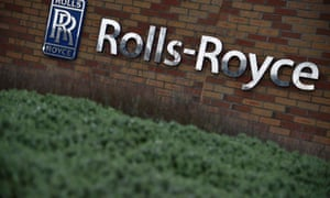 Rolls shares fall sharply after new SFO reports