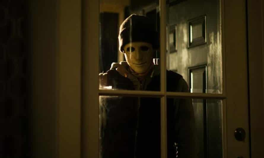 'Brutally efficient' ... Mike Flanagan's effective new home invasion horror Hush.