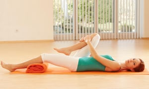 Pilates classes often include pelvic floor exercises.