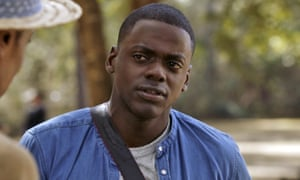 One step forward ... Daniel Kaluuya in Get Out.