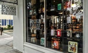 Books & Books @ Key West, Judy Blume's bookshop.