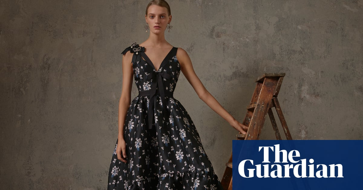 dc89f4a5c6 Erdem x H M  the ballgown is taking over the high street