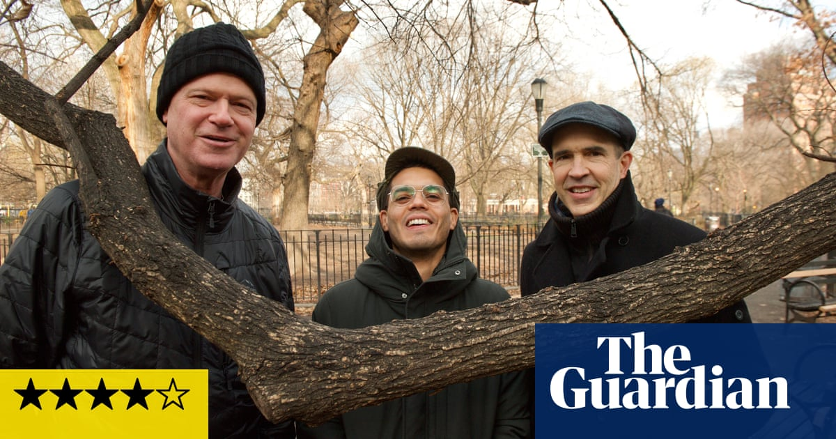 Whit Dickey Trio: Expanding Light review I John Fordhams jazz album of the month