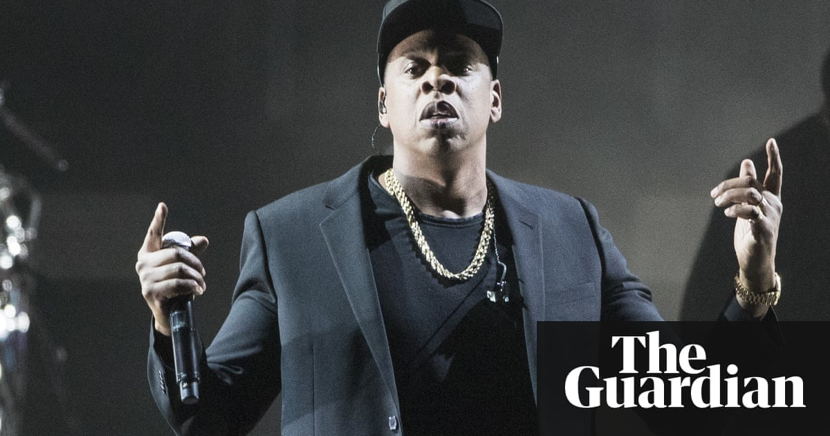 Jay z pulls most of his music from spotify music the guardian malvernweather Image collections
