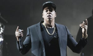Jay z pulls most of his music from spotify music the guardian taking on spotify jay z photograph matt rourkeap malvernweather Choice Image