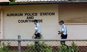 Queensland town of Aurukun tense after violence leads to