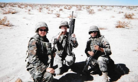Segovia served two tours of duty before being honorably discharged.