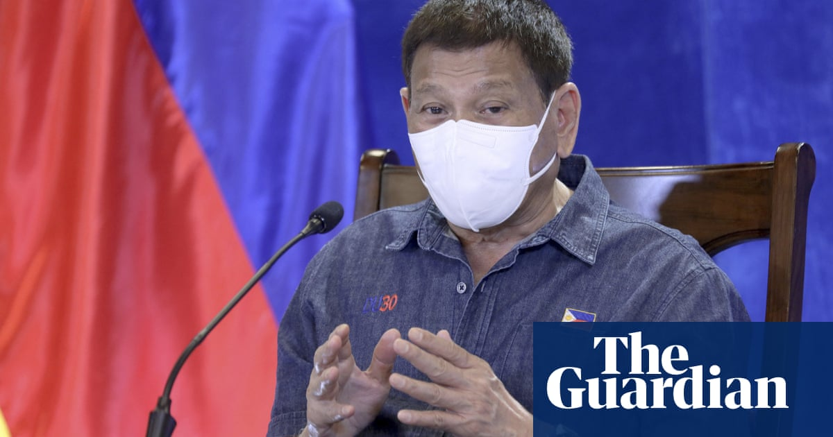 'Get vaccinated or I will have you jailed': Duterte – video