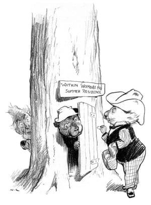 Watkin Wombat Esq Summer Residence